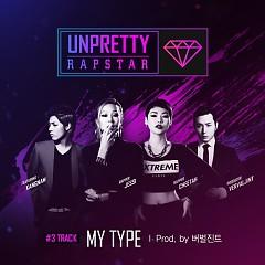 Unpretty Rapstar Track 3 - Cheetah ft. Kang Nam (M.I.B)