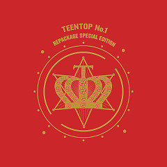 No.1 (Repackage Special Edition) - TEEN TOP