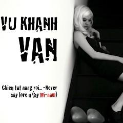 Album  - Vũ Khánh Vân