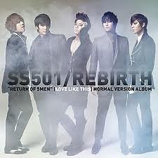 갱생 / Rebirth - SS501