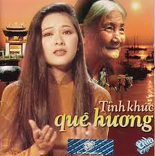 Album Tình Khúc Quê Hương - Various Artists