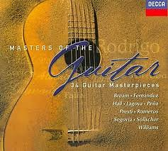 Masters Of The Guitar CD 2 - Various Artists
