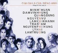Album Tim Em Là Của Riêng Anh - Thanh Thảo