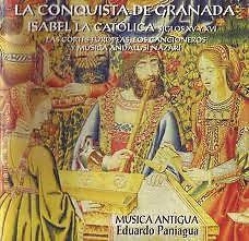La Conquista de Granada - Isabel La Católica - Eduardo Paniagua
