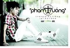Album Trang Giấy Trắng - Phạm Trưởng