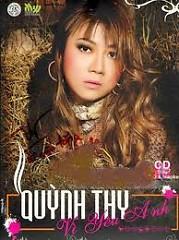 Album Vì Yêu Anh - Quỳnh Thy