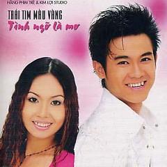 Album Trái Tim Màu Vàng - Cẩm Ly ft. Vân Quang Long