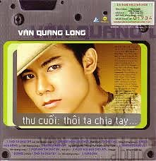 Album Thư Cuối - Thôi Ta Chia Tay - Vân Quang Long