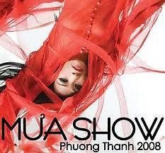 Album Mưa Show - CD2 - Phương Thanh