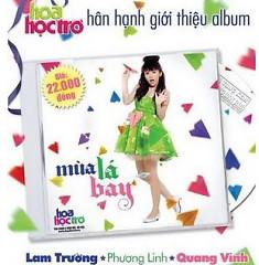 Mùa Lá Bay CD1 - Various Artists