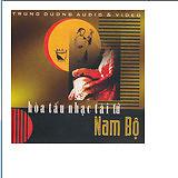 Album Hòa Tấu Tài Tử Nam Bộ - CD1 - Various Artists