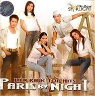 Album Liên Khúc Top Hits Paris By Night - Various Artists