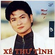 Xé Thư Tình - Mạnh Đình