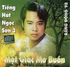 Album Một Giấc Mơ Buồn - Ngọc Sơn