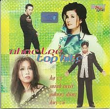 Nhạc Trẻ Top Hits 01 - Various Artists