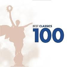 Best Classics 100 Vol.1 CD 1 – Uplifting Classics (No.1) - Various Artists