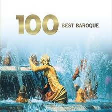 Album Bach And His Time - Best Baroque 100 CD1 - Various Artists