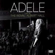 Album Live At The Royal Albert Hall 2011 - Adele