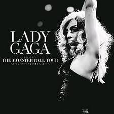 Lady GaGa Presents The Monster Ball Tour At Madison Square Garden (CD1) - Lady Gaga