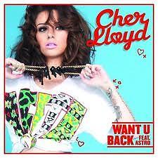 Want U Back - EP - Cher Lloyd