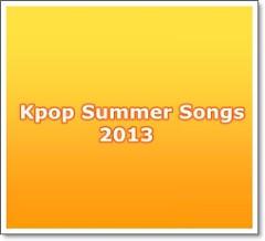 Album Tuyển Tập Nhạc Mùa Hè Hàn Quốc Hay Nhất 2013 - Various Artists