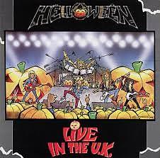 Live In The U.K. (CD1) - Helloween