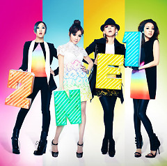 Album Scream - 2NE1