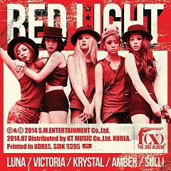 Red Light (Vol.3) - F(x)