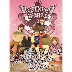 SHINee WORLD II In Seoul (The 2nd Concert Album) (CD1) - SHINee