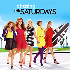 Chasing The Saturdays - EP - The Saturdays