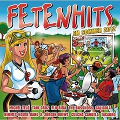 Fetenhits EM Sommer 2012 (CD3) - Various Artists