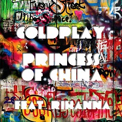Princess Of China (Promo CD) - Coldplay,Rihanna