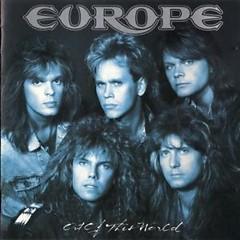 Lời bài hát được thể hiện bởi ca sĩ Europe