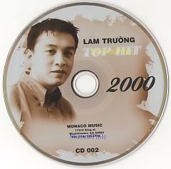 Album Top Hit 2000 - Lam Trường