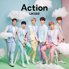 Action (Japanese Single) - U-Kiss