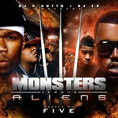 Monsters Vs. Aliens (CD1) - Various Artists