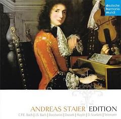 Album Domenico Scarlatti - Sonatas 'Pour Le Clavecin' Vol.1 - Andreas Staier