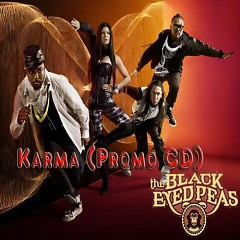 Karma (Promo CD) - The Black Eyed Peas