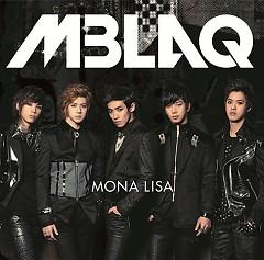 MONA LISA (Japanese Ver.) - MBLAQ