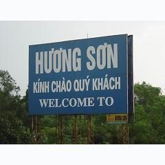 Hương Sơn - Hà Tĩnh -