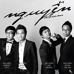 Album  - Khắc Việt,Nguyễn Hoàng Duy,Nguyễn Hải Phong,Nguyễn Hồng Thuận