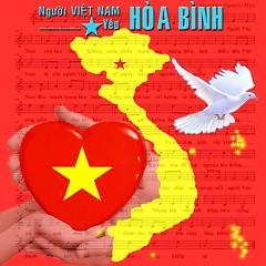 Album Người Việt Nam Yêu Hòa Bình - Various Artists