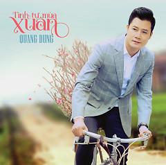 Album Tình Tự Mùa Xuân - Quang Dũng