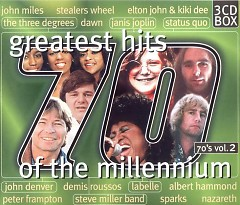 Greatest Hits Of The Millennium 70's Vol.2 (CD1) - Various Artists