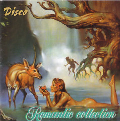 Romantic Collection - Disco (CD1) - Various Artists