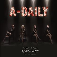 Album Spotlight - A-Daily