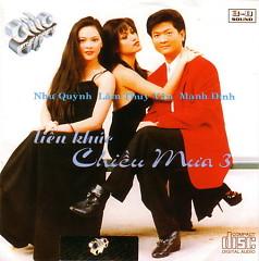 Album Liên Khúc Chiều Mưa 3 - Như Quỳnh ft. Lâm Thúy Vân ft. Mạnh Đình
