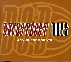 Anywhere For You (CDM) - Backstreet Boys