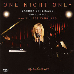 One Night Only - Barbra Streisand