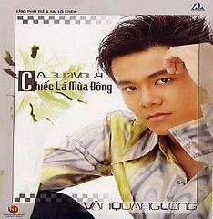 Album Chiếc Lá Mùa Đông - Vân Quang Long